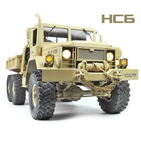 HC6 II camion 6x6 Cross