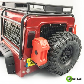Grilles de protection TRX4 D90 D110 17162 Snake Race