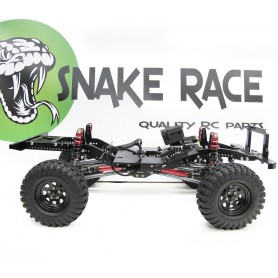 D90 Land Rover Defender tout alu. VERSION CNC Snake Race