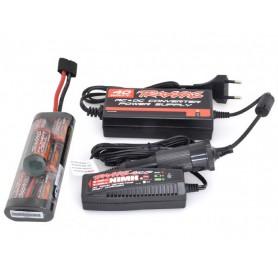 Batterie 8.4V 3000mah nimh / chargeur TRX2984pack  Traxxas