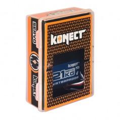 Servo 21kg pignons métal étanche KN-2113LVWP Konect