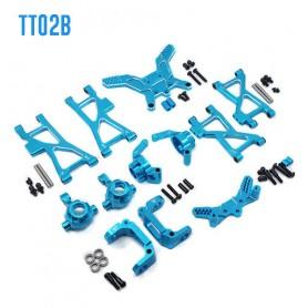 Kit conversion TT02B Tamiya TATT-S01BU Yeah Racing