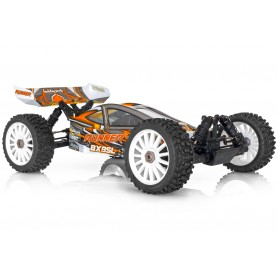 RUNNER BX8 1/8e Electrique orange RTR