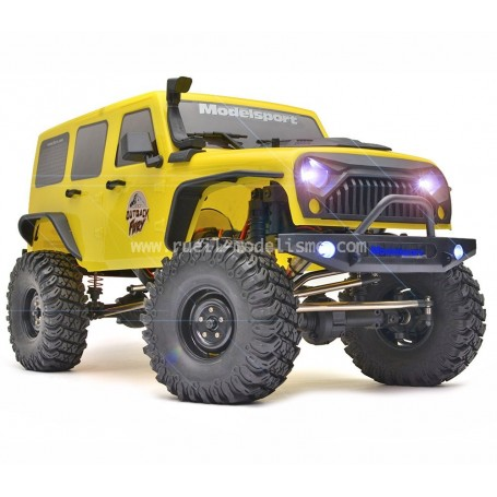 Outback FURY 4X4 RTR 1/10e FTX5579 FTX