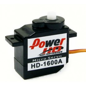 Servo HD-1600A Power HD