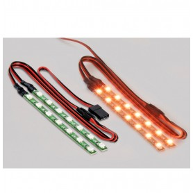Barres de leds orange 906233 Carson
