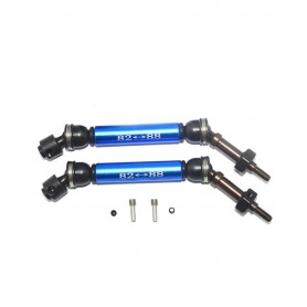 Cardans AR acier Slash 4x4 Traxxas SSLA1277RH-B GPM