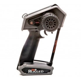 DX5 RUGGED 2.4ghz + SR515 Spektrum