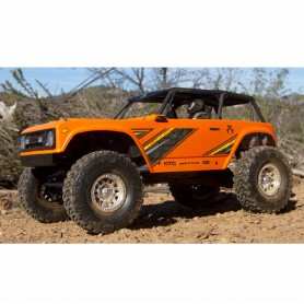 Wraith 1.9 1/10e 4WD Orange AXI90074T1 RTR Axial