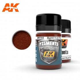 Pigment rouille brulée AK144 AK INTERACTIVE