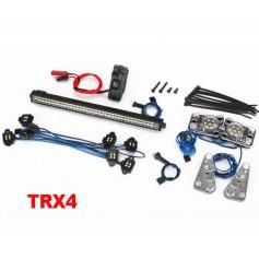Kit éclairage complet + alimentaion TRX4 8027 Traxxas