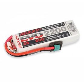 ROXXY EVO LiPo 3S - 2200mah 20C  316655 Multiplex