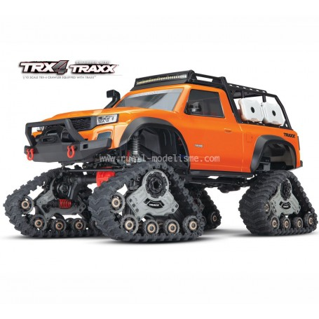 TRX4 TRAXX Crawler RTR 82034-4 Traxxas