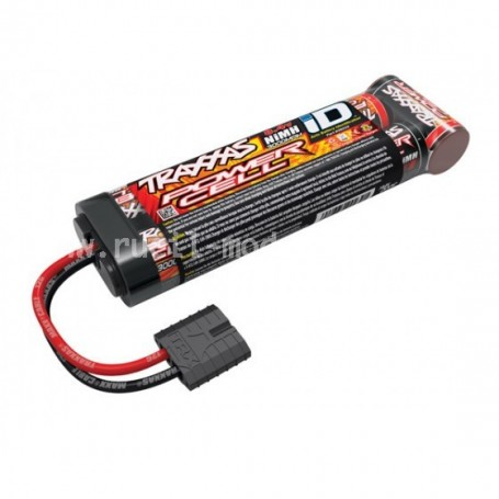 Batterie 8,4V 3000 mah ID 2923X Traxxas