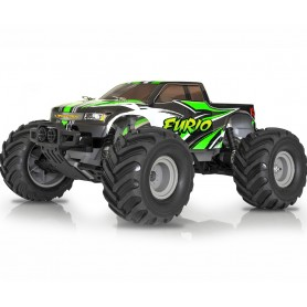 FURIO Monster 2WD RTR FUNTEK