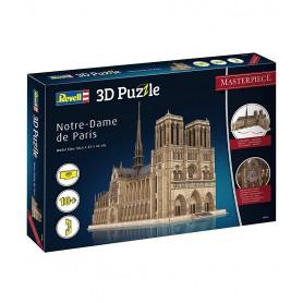 Notre Dame de Paris Puzzle 3D 00190 Revell