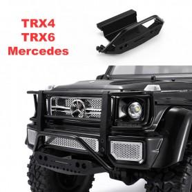 Support treuil TRX6 TRX4  G63 G500 DJ-0719BK TeamDC