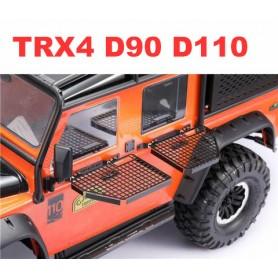 Grilles protection vitres TRX4 D110 D90 DJC-0620 Team DC