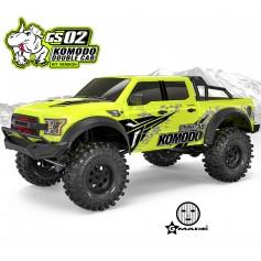 KOMODO GS02 Double Cab en kit GM57004 GMade