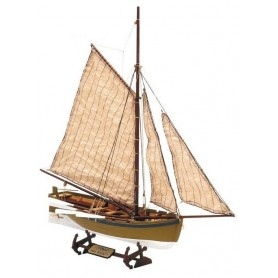 H.M.S. Bounty's Jolly 1:25 19004 Artesania Latina