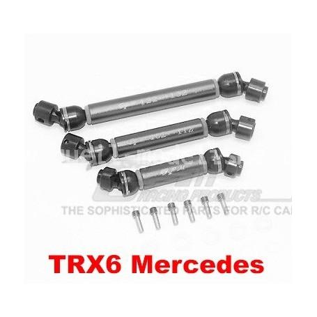 Cardans centraux renforcés TRX6 TRX6037SA-GS GPM Racing