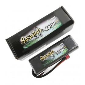 Lipo 7,4V 4000 mah 50C 2S Gens Ace Bashing
