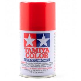 PS34 rouge vif lexan Tamiya