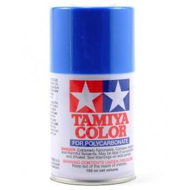 PS30 bleu brillant lexan Tamiya