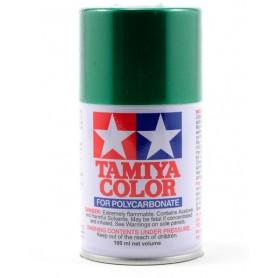 PS17 vert métallisé lexan Tamiya