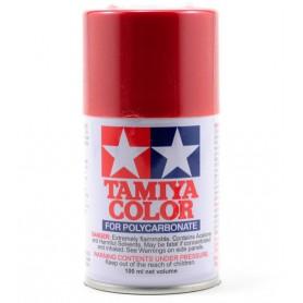 PS15 rouge métallisé lexan Tamiya