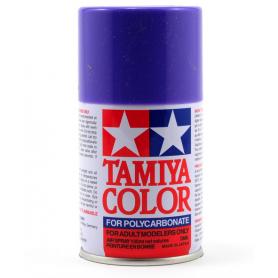 PS10 violet peinture lexan Tamiya