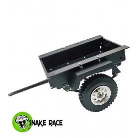 Remorque 1/10e crawler 18012BK Snake Race