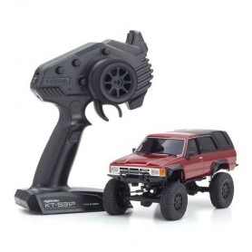 MINI-Z 4X4 MX-01 TOYOTA 4RUNNER METALLIC RED 32522MR Kyosho