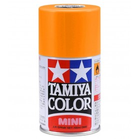 TS98 Orange Pur peinture spéciale ABS Tamiya
