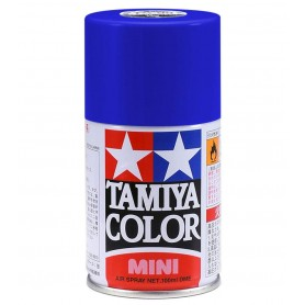 TS89 Bleu nacré spéciale ABS Tamiya