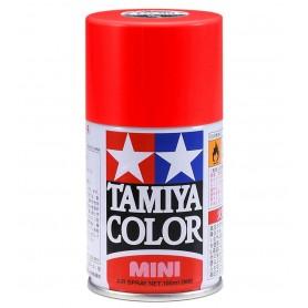 TS86 Rouge Brillant peinture spéciale ABS Tamiya