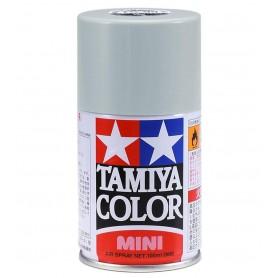 TS83 Argent Métal brillant peinture spéciale ABS Tamiya