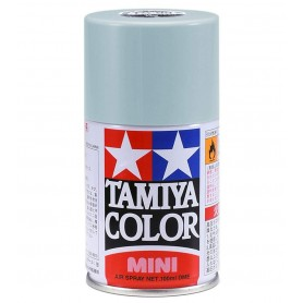 TS81 Gris Royal Navy mat peinture spéciale ABS Tamiya
