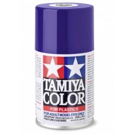 TS57 Bleu Violet brillant peinture spéciale ABS Tamiya