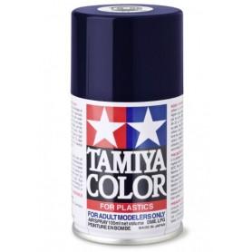 TS55 Bleu Foncé brillant peinture spéciale ABS Tamiya
