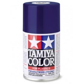 TS53 Bleu Foncé Métal brillant peinture spéciale ABS Tamiya