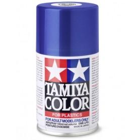 TS50 Bleu Mica brillant peinture spéciale ABS Tamiya