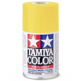 TS47 Jaune Chrome brillant peinture spéciale ABS Tamiya
