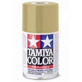 TS46 sable Clair mat peinture spéciale ABS Tamiya