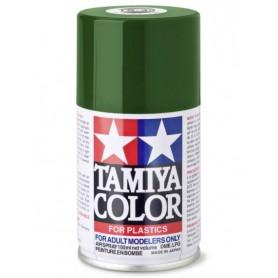 TS43 Vert Racing brillant peinture spéciale ABS Tamiya