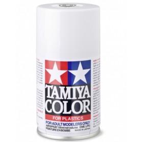 TS27 Blanc mat peinture spéciale ABS Tamiya