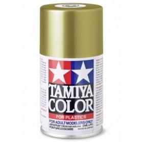 TS21 Doré brillant peinture spéciale ABS Tamiya