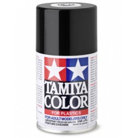 TS14 Noir brillant peinture spéciale ABS Tamiya