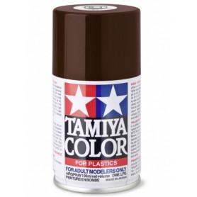 TS11 Marron brillant peinture spéciale ABS Tamiya