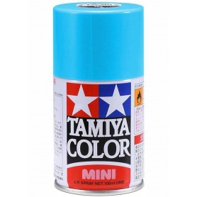 TS10 Bleu de France brillant peinture spéciale ABS Tamiya
